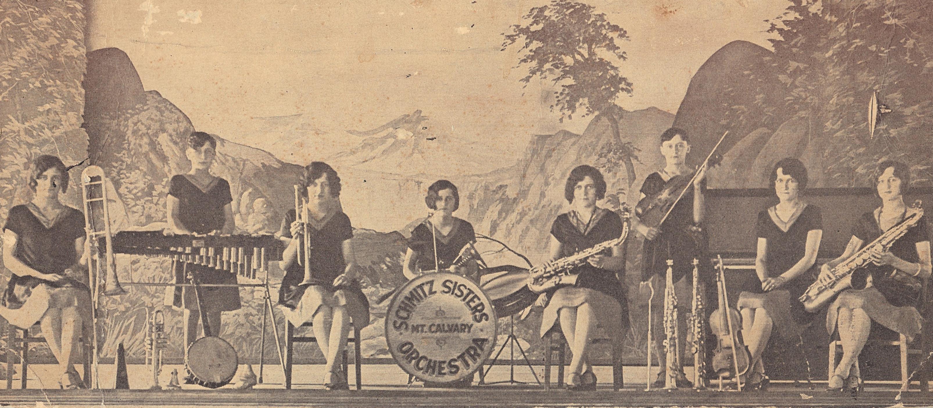 Schmitz-Sisters
