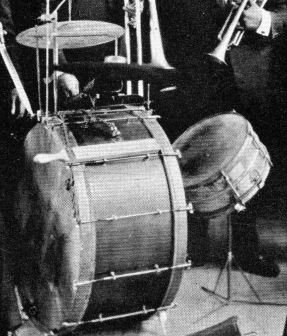 Baby snare